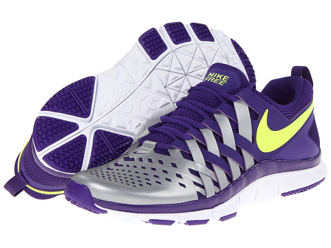 Athletic Mens Shoes -  Nike Free Trainer 5.0 NRG