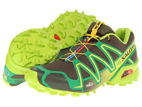 Athletic Mens Shoes - Salomon Speedcross 3