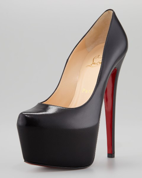 Black Shoe Women 4