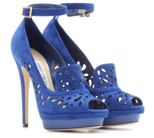 Blue Shoes Women 5