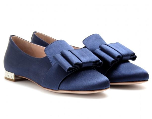 Blue Shoes Women 6