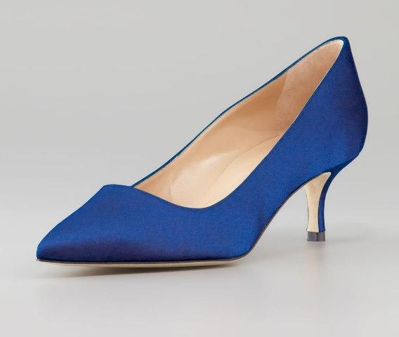 Blue Shoes Women 9