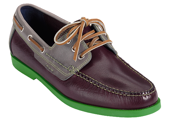 Boat Shoes For Men - Cole Haan Men's Fire Island Boat Shoe