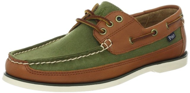 Boat Shoes For Men - Polo Ralph Lauren Mens Bienne Boat Shoe