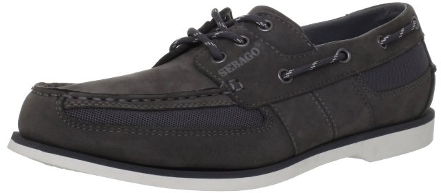 Boat Shoes For Men - Sebago Men's Crest Vent Boat Shoe