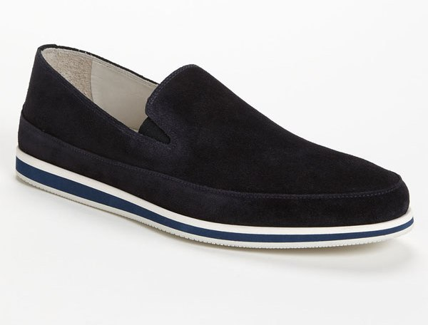 Loafers for Men - Suede Loafer