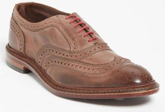 Oxford Shoes For Men - Allen Edmonds Men's Neumok Lace-Up
