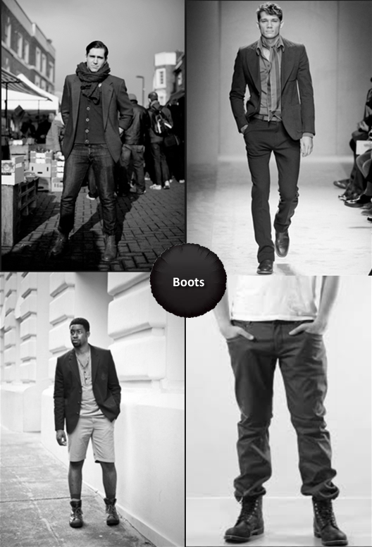 What To Wear With Boots Men Top 10 For Olixe