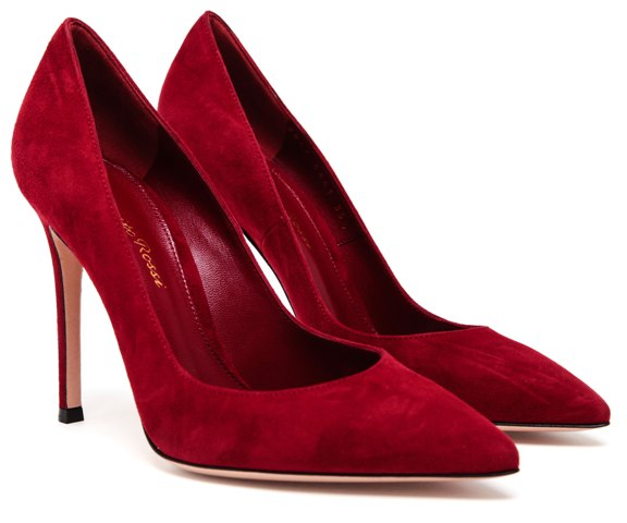 Red Shoes Women 2