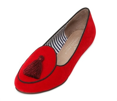 Red Shoes Women 3