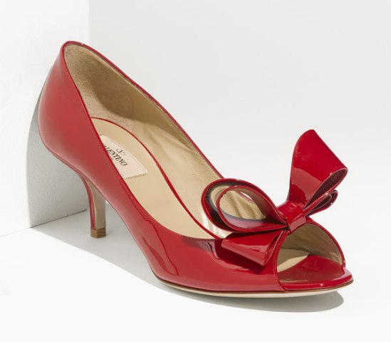 Red Shoes Women 5