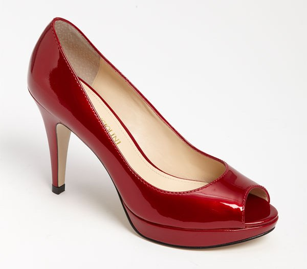 Red Shoes Women 6