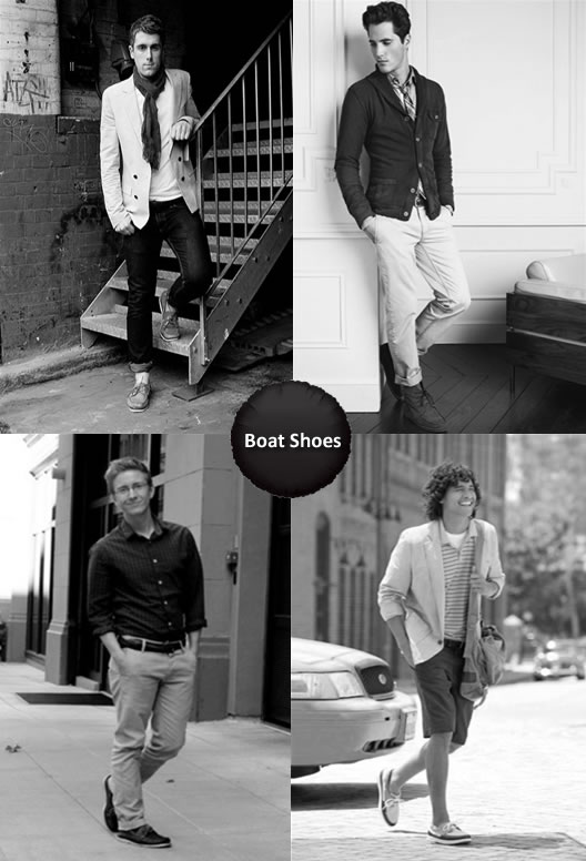 What To Wear With Boat Shoes Men