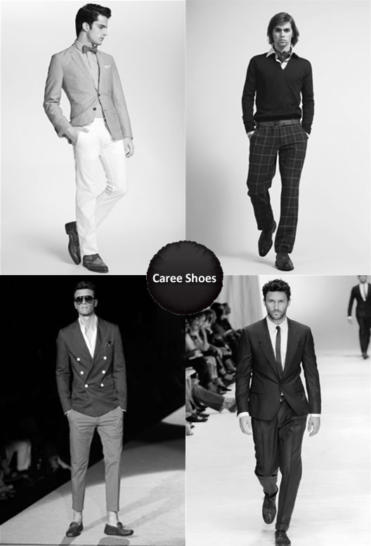What To Wear With Career Shoes Men