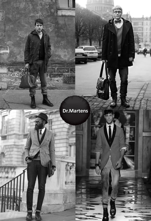 What To Wear with Doc Martens Men , Top 10 Dr Martens for