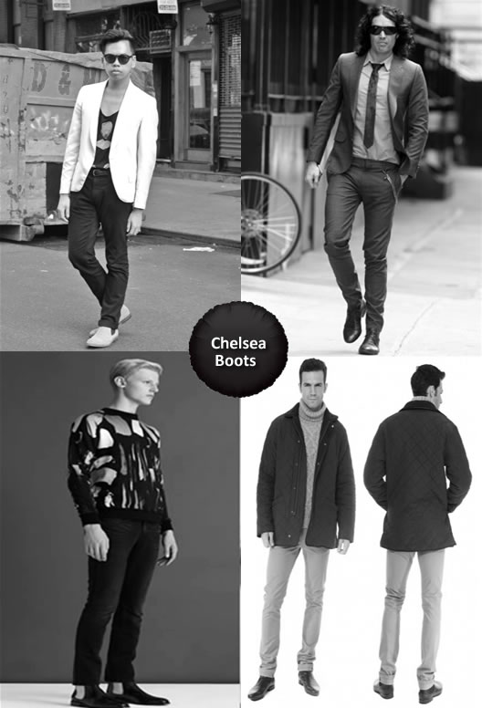 What to Wear with Chelsea Boots Men