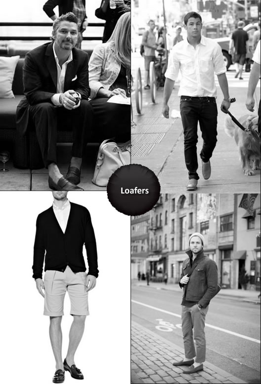 What to Wear with Loafers Men