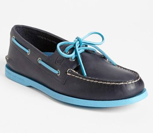 Sperry Top-Sider Men's Authentic Original Boat Shoe - Navy