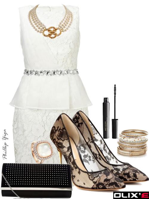 WEAR A WHITE DRESS TO A WEDDING