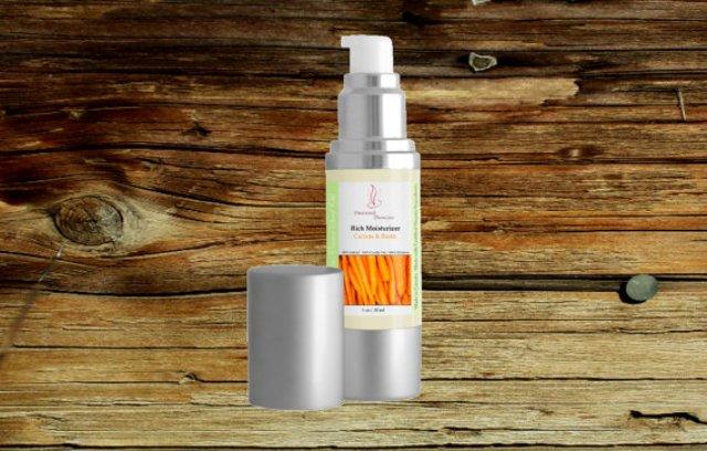 Natural Carrots Daily Super Rich Moisturizer - Dry skin saviour