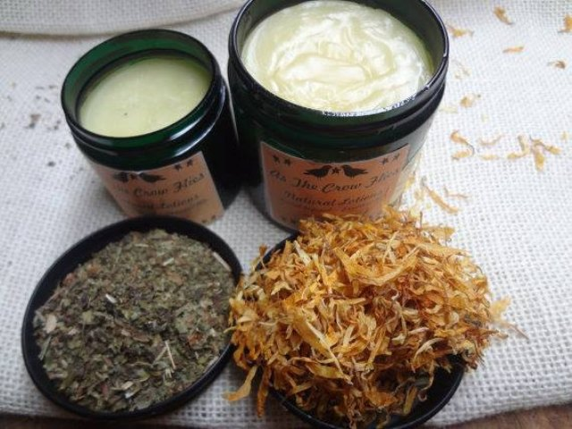 Natural Vegan Shea Body Butter For Dry Skin