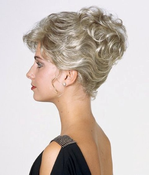 AMORE UPDO WIG