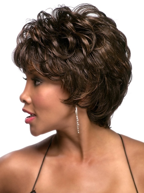 African American Short Haircuts For Fine Hair