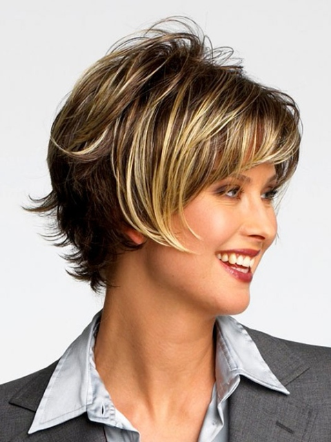 Beautiful Short Haircuts For Fine Hair