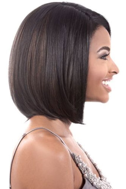 Peachy 16 Simple Black Short Hairstyles Olixe Style Magazine For Women Hairstyles For Men Maxibearus