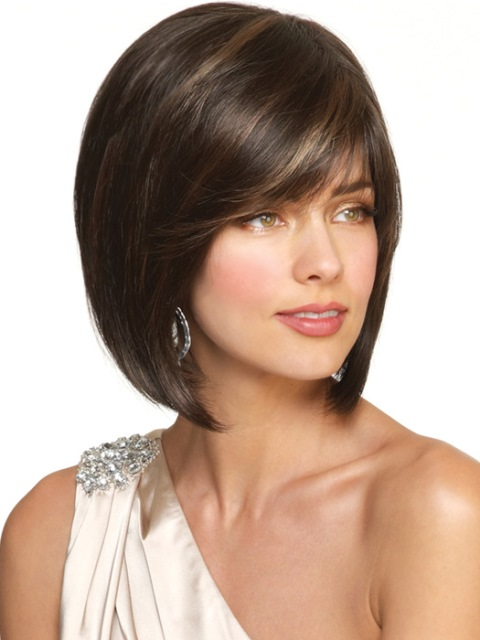16 Simple Black Short Hairstyles Olixe Style Magazine For Women