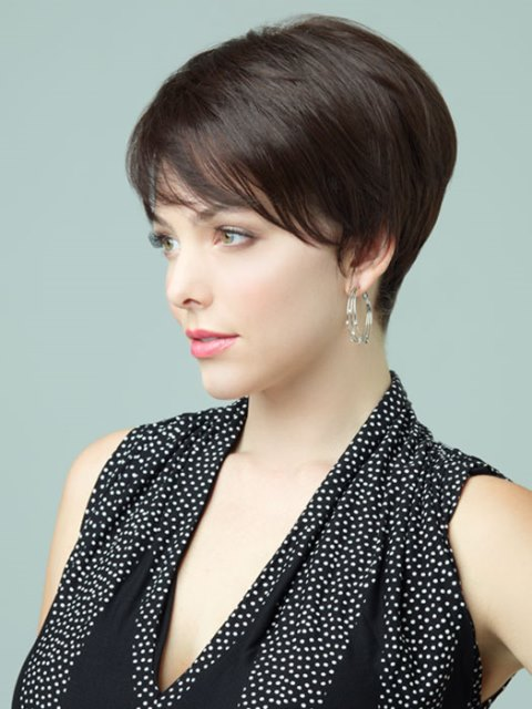 16 Simple Black Short Hairstyles | Olixe - Style Magazine For Women