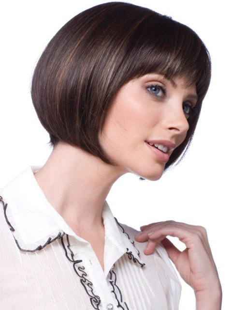 Black short hairstyles for square faces