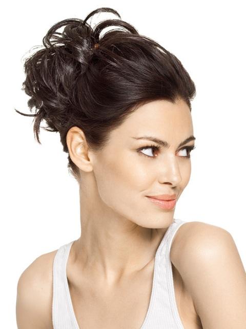 Glamarous Updo Hairstyle