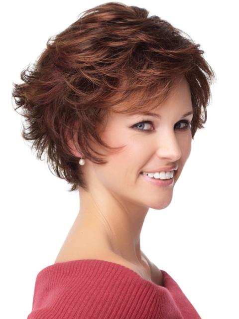 short shaggy hairstyles for thin hair