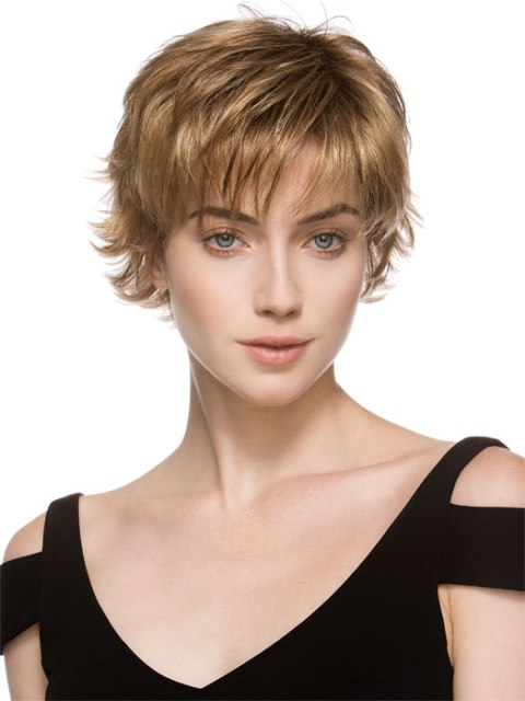 Short Haircuts For Fine Thin Hair Oval Face - Best Short Hair Styles