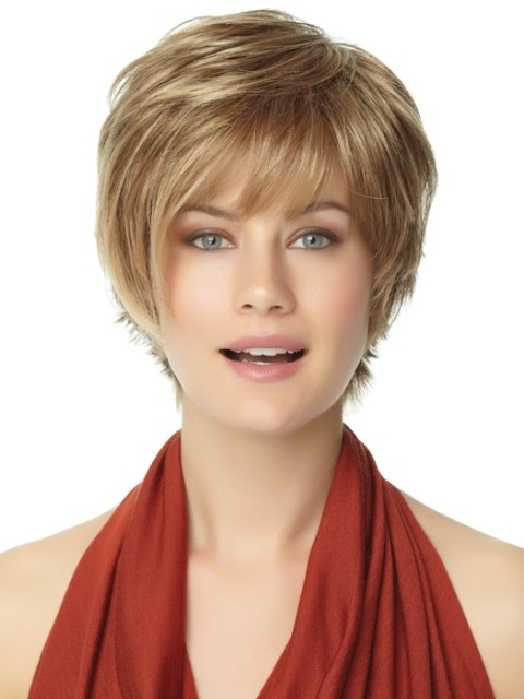 Terrific 16 Easy Short Haircuts For Thick Hair Olixe Style Magazine For Short Hairstyles Gunalazisus