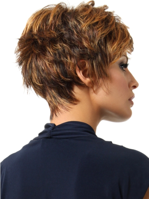 Short Hairstyles For Thick Wavy Hair And Oval Face : Images about hair cuts styles on short