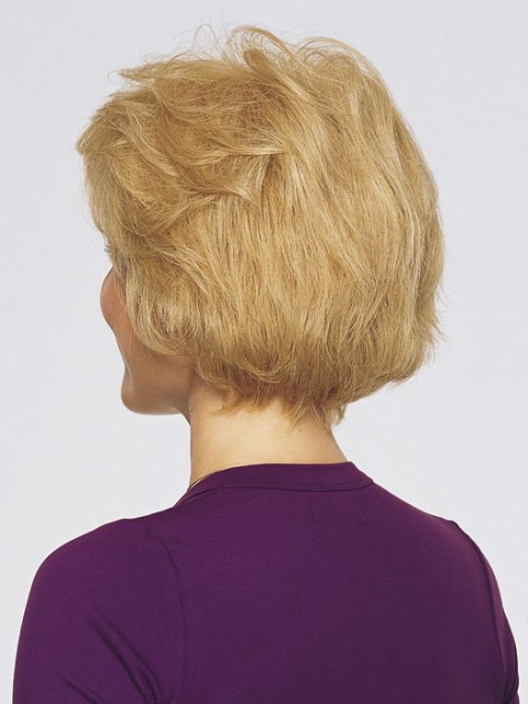Short hairstyles for thick hair for round faces