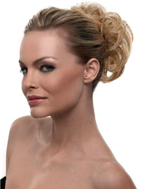 Updo for Long Hair Square face