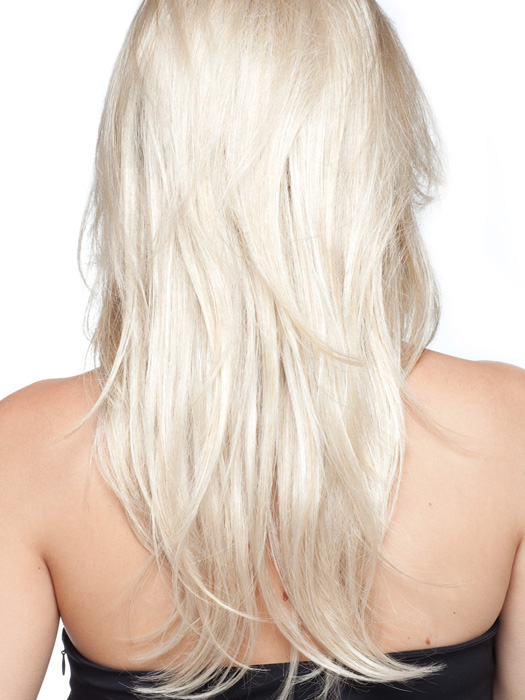 Cute hair style for straight hair