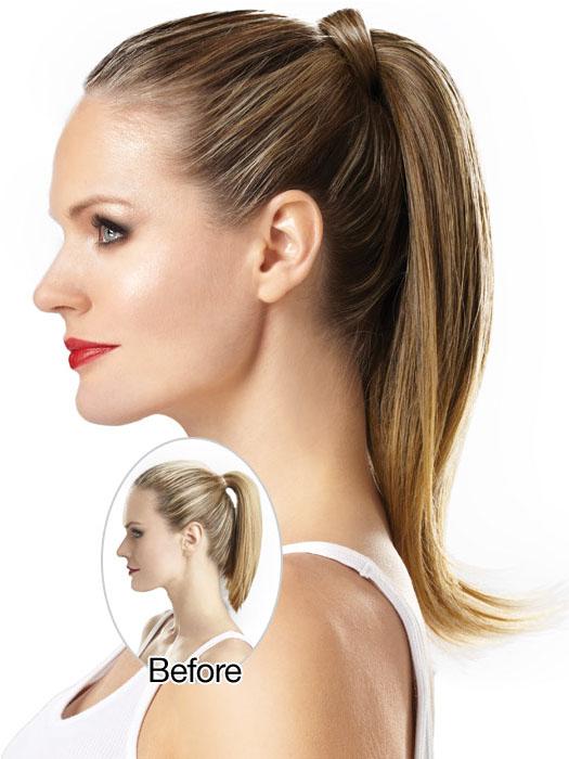 Easy hair styles for straight hair