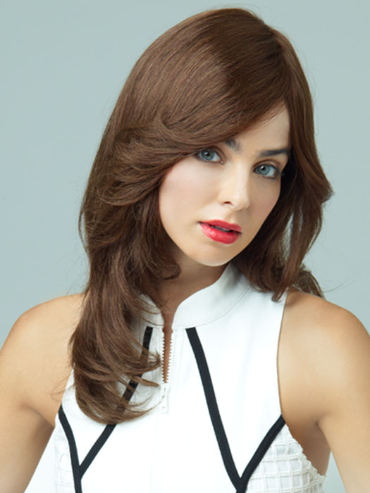 Hair styles for straight hair with bangs