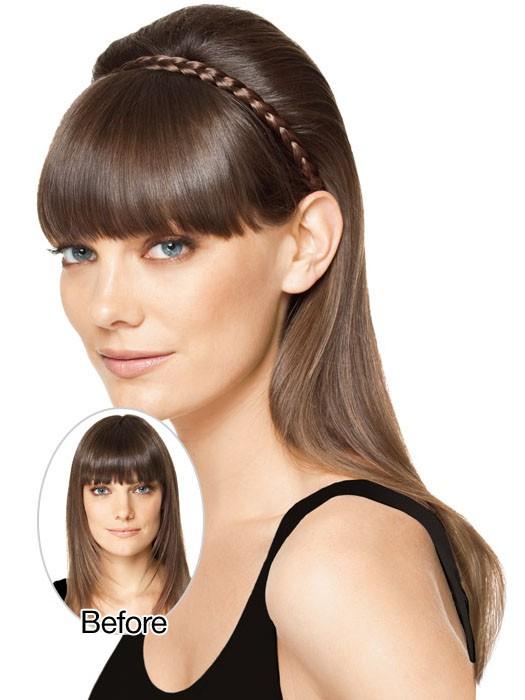 Hair styles for straight hair