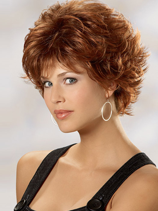 Hairstyles For Short Hair Clubbing : Short hair styles for curly olixe style