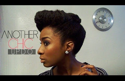 Updos for black women for girls