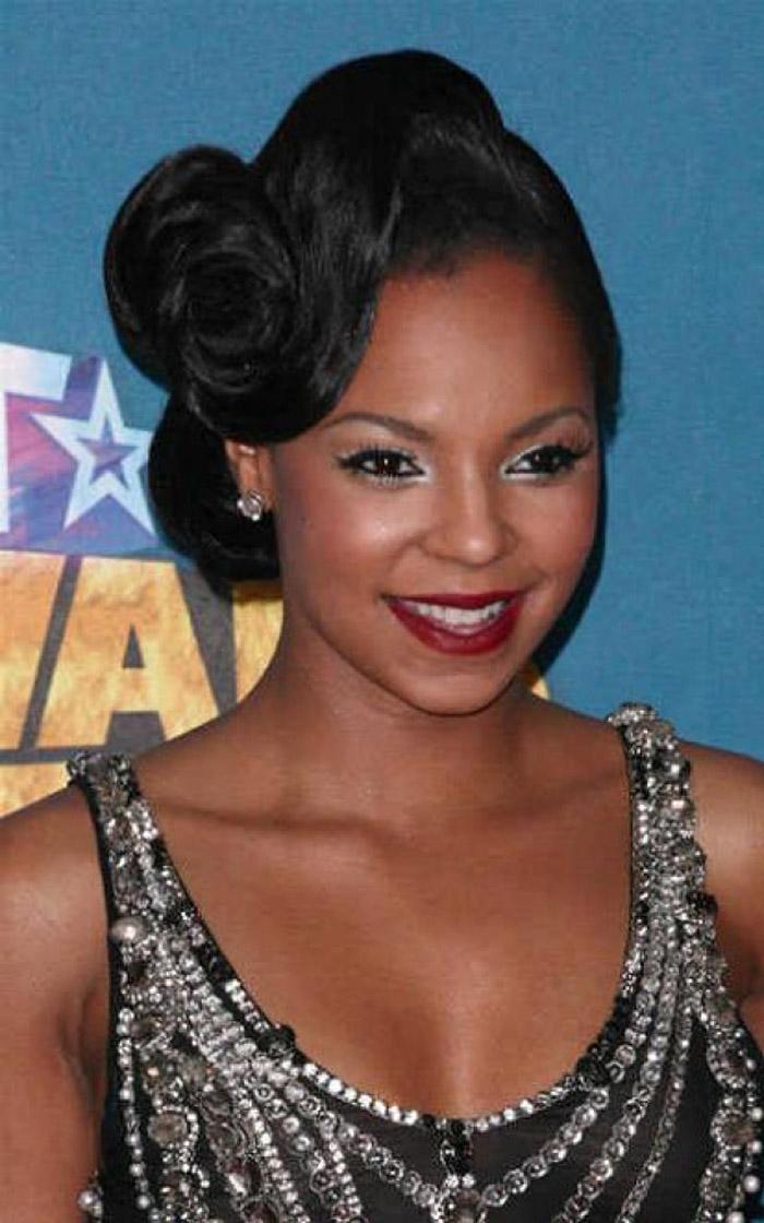16 Stylish Updos For Black Women