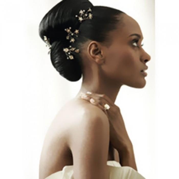 Wondrous 16 Stylish Updos For Black Women Short Hairstyles For Black Women Fulllsitofus