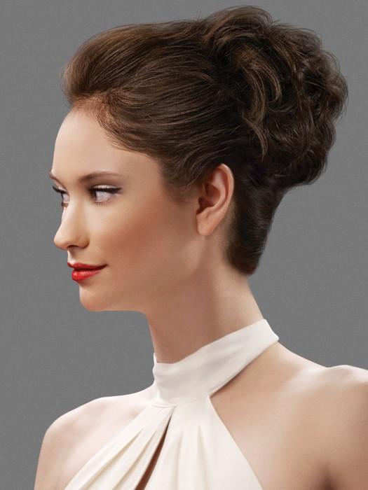 Cute Vintage Updo Hairstyles
