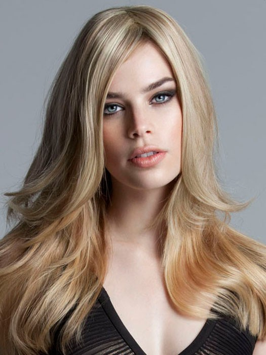 Hairstyles For Prom, long blonde hair