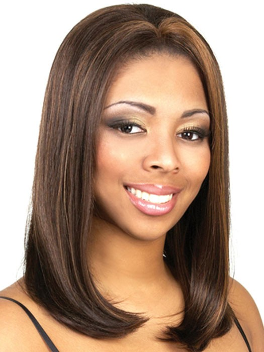 Mid-Length Hairstyles for straight hair